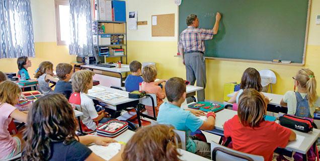 niños en clase 2
