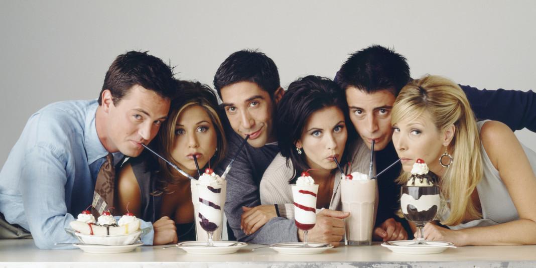 Reunión del elenco de Friends