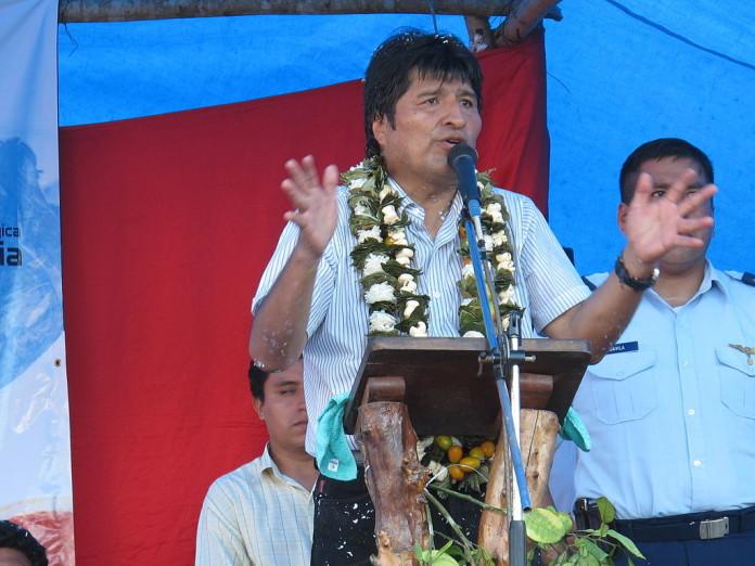 Evo Morales no podrá presentarse a un cuarto mandato.