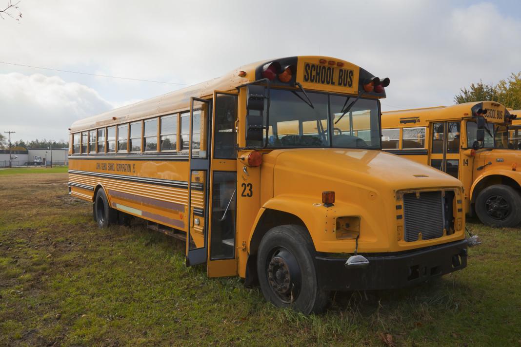 6 muertos en un accidente de un autobús escolar en Francia. Imagen de archivo.