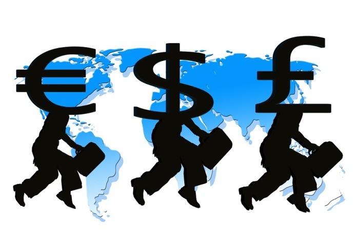 Caída de la libra
