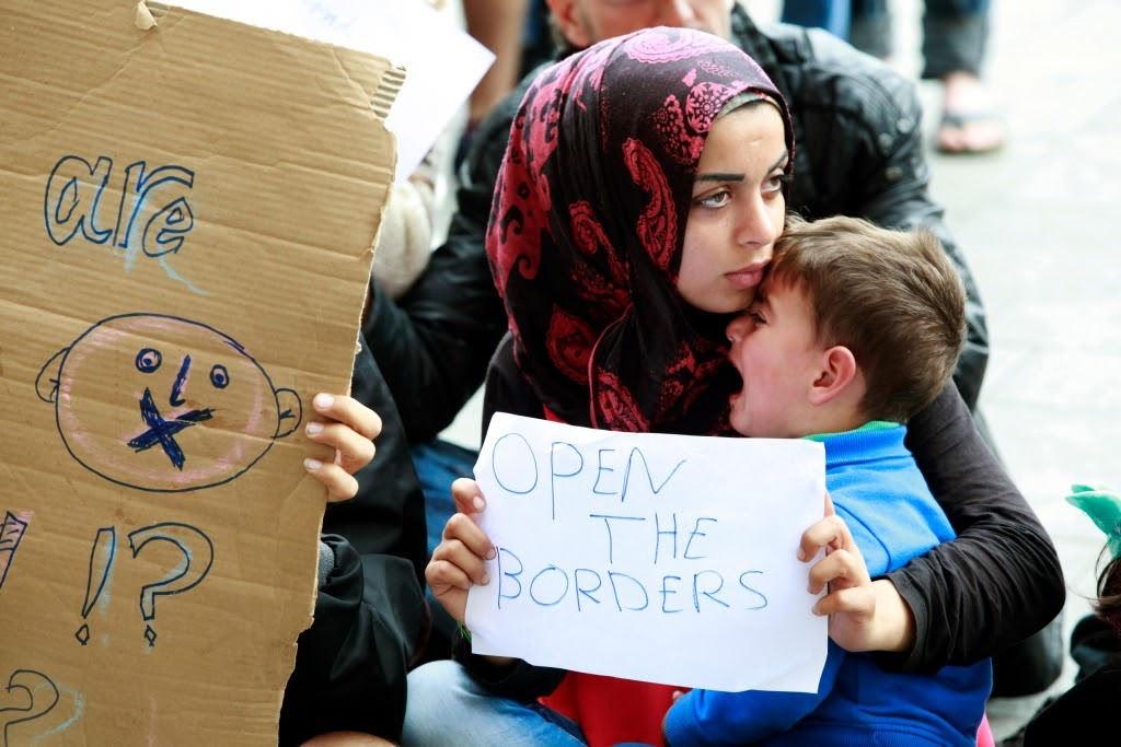 Caos fronterizo