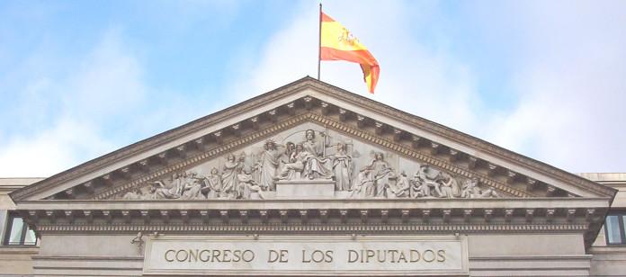 Congreso de los Diputados español