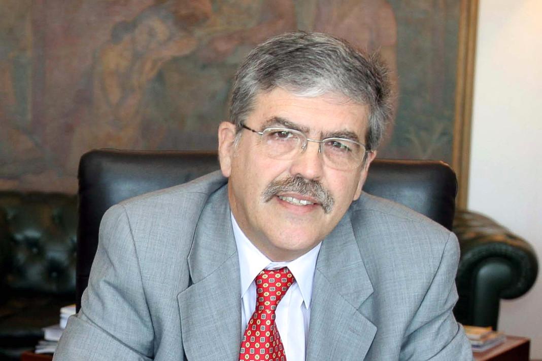 Julio de Vido, político del Frente por la Victoria, lamentó la separación de los diputados.