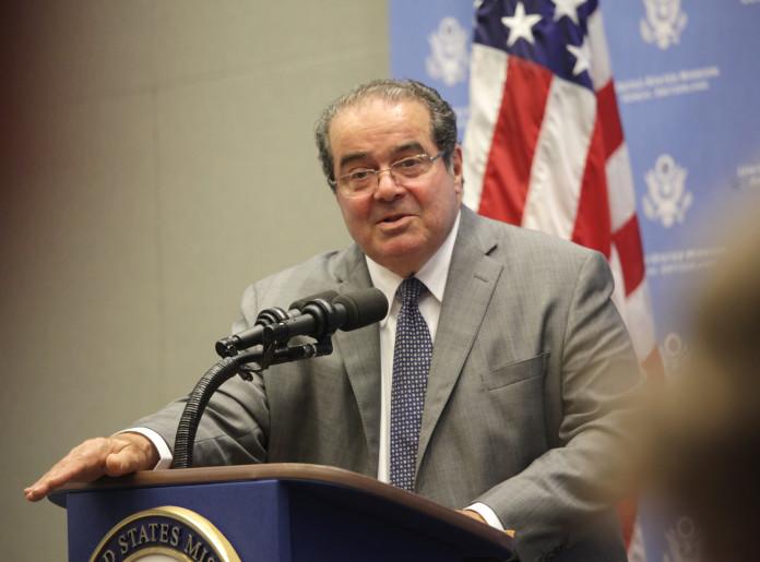 Muere el juez del Tribunal Supremo de Estados Unidos, Antonin Scalia.