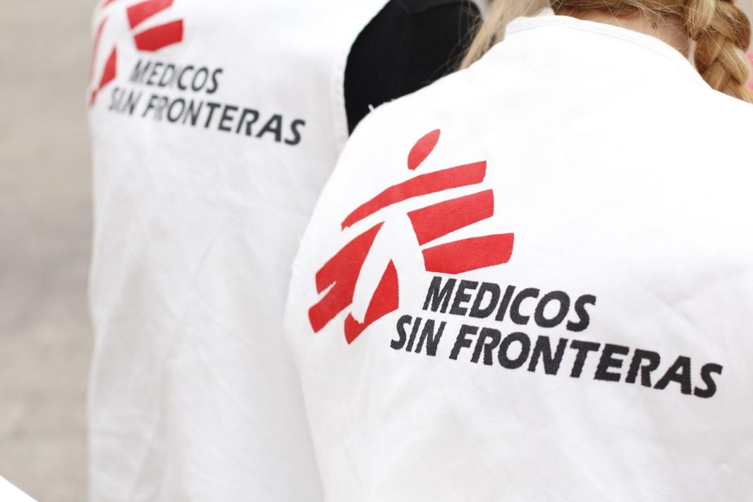 Atacan a un centro sanitario de Médicos Sin Fronteras en Siria.