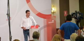 Pedro Sánchez ofrece un nuevo pacto a las formaciones de izquierda.