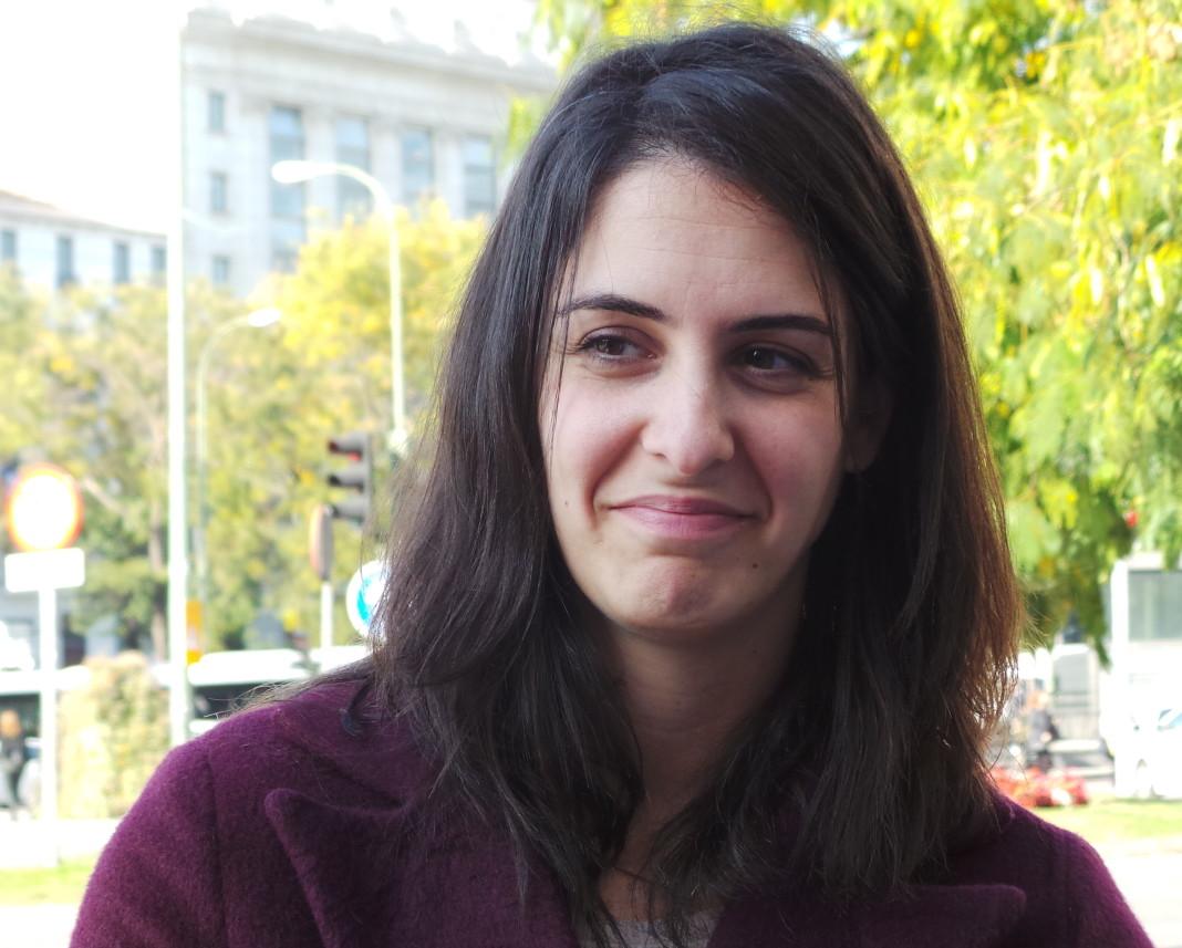 La portavoz del Ayuntamiento de Madrid, Rita Maestre, tendrá que pagar 4.830 euros de multa.