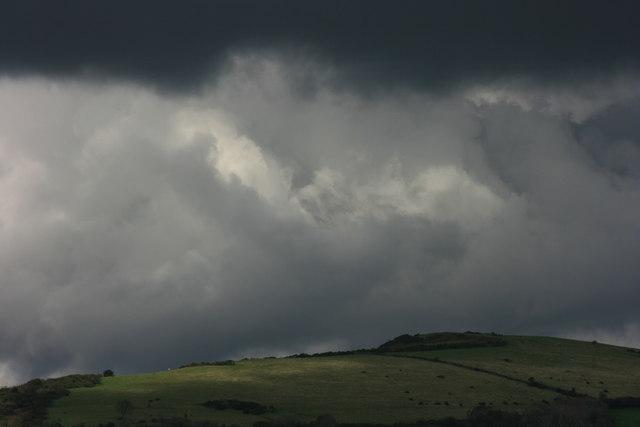 Llega la tercera tormenta en lo que va de año a Reino Unido. Imagen de archivo.