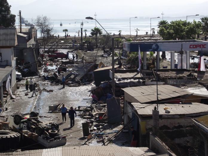 Terremoto en Chile