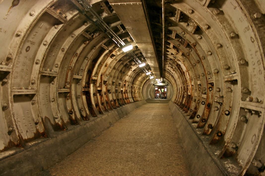Túneles en Londres