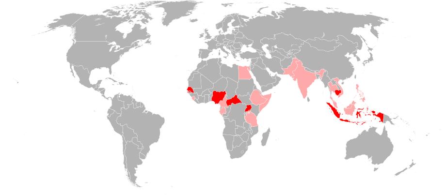 Propagación del virus Zika