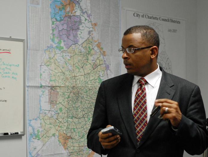 Anthony Foxx, secretario de Transporte de EE.UU.