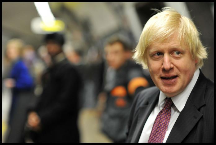 Boris Johnson quiere salir de la UE.