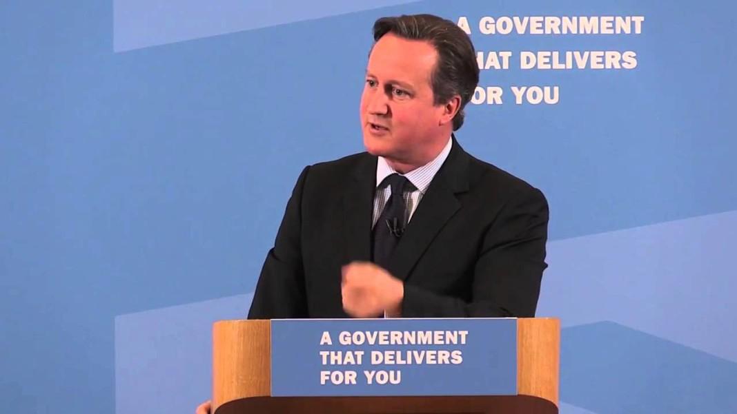 Cameron busca el apoyo de la ciudadanía para permanecer en la UE.