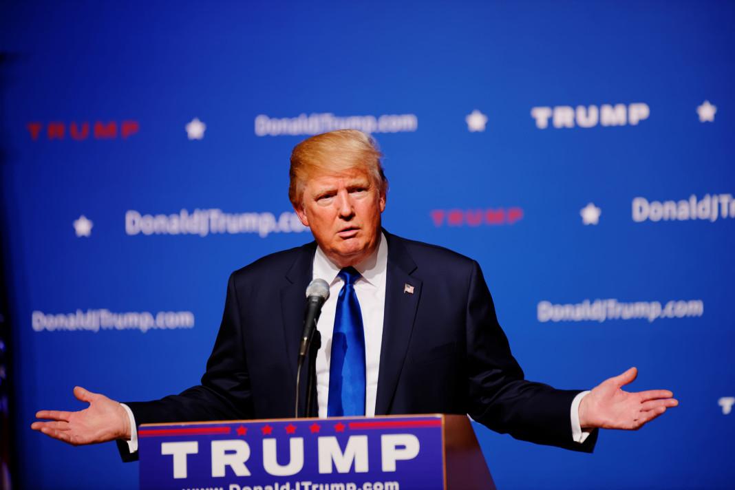 Donald Trump vuelve a generar polémica.