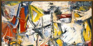 Pintura de Willem de Kooning. Timdietrich.com