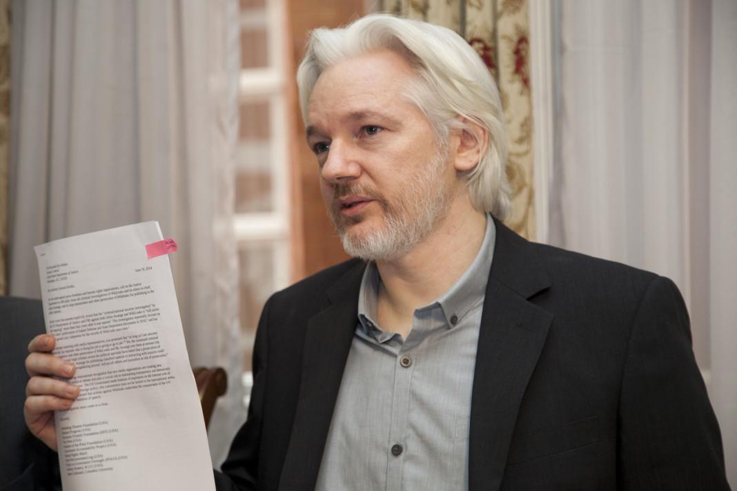 La ONU reconoce que la detención de Assange es ilegal