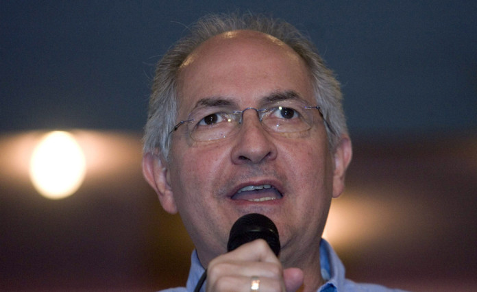 Exigen la liberación de Antonio Ledezma. www.lapatilla.com