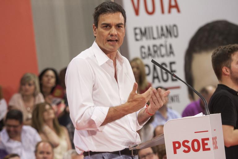 El PSOE gana las elecciones generales españolas