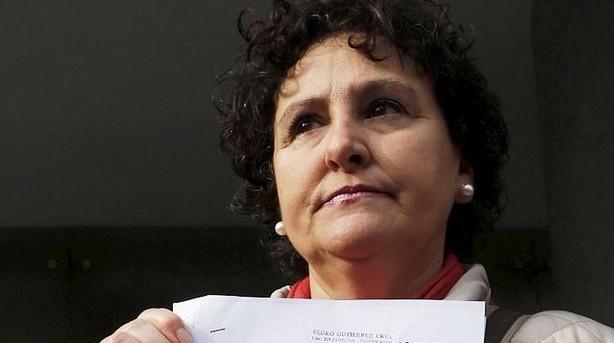 María Salmeron es parcialmente indultada. www.deia.com