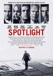 Spotlight ganó el Óscar a mejor película