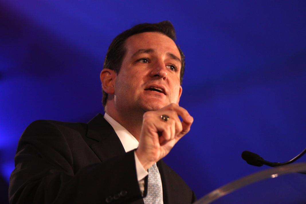 Ted Cruz ganó las primarias republicanas en Iowa