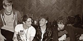 Los cuatro componentes de la banda británica Viola Beach y su manager mueren en un accidente. www.giggoer.com
