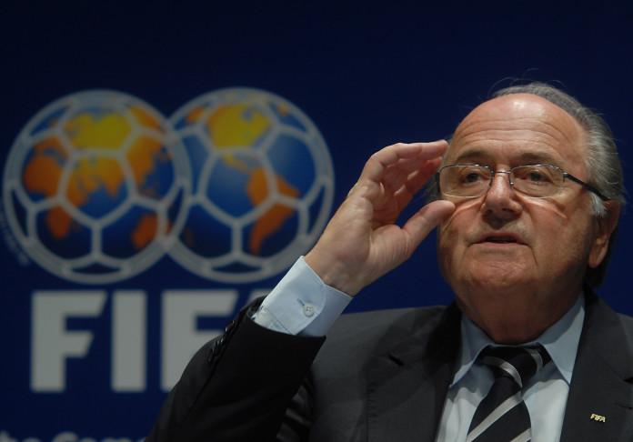 Joseph Blatter, expresidente de la FIFA.