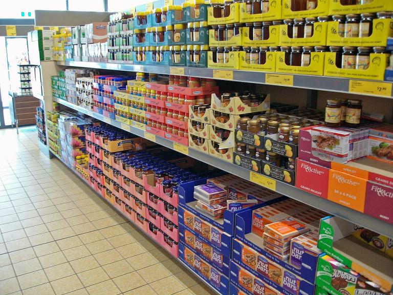 Advierten de contaminación de galletas en supermercados Aldi