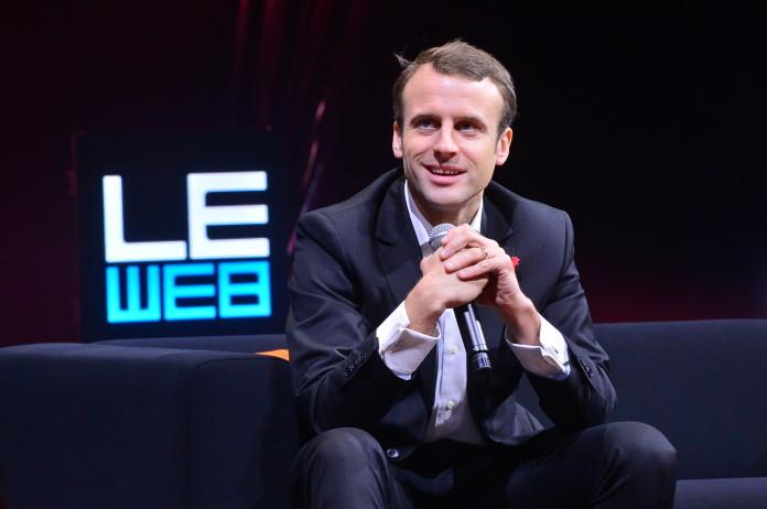 Emmanuel Macron, ministro francés de Economía.