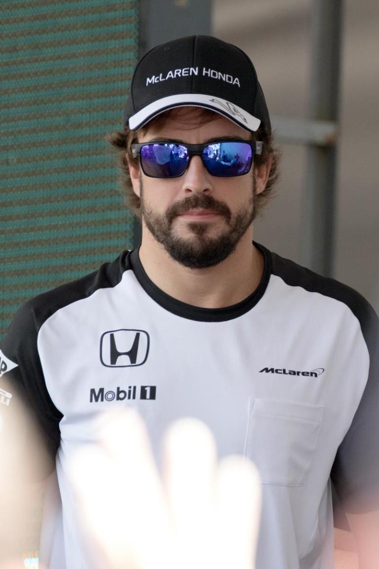 Alonso no corre el GP de Bahrein