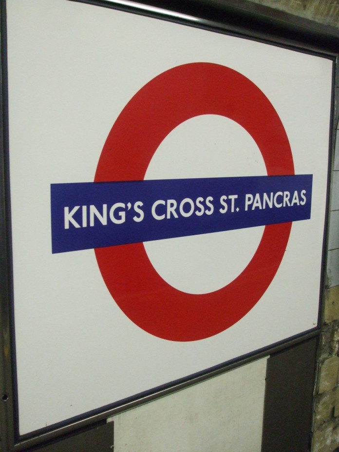 Estación King's Cross St Pancras