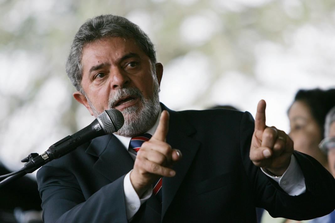 Retiran investigación sobre Lula da Silva.