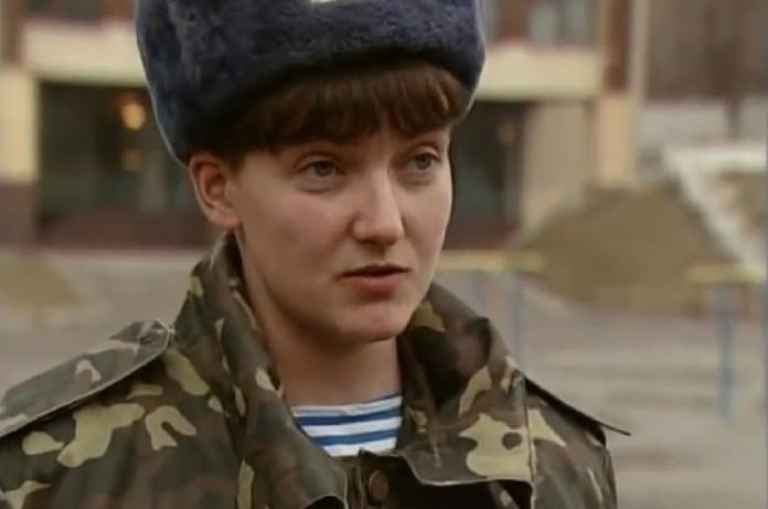 Nadezhda Savchenko fue declarada culpable de asesinato por un tribunal ruso.