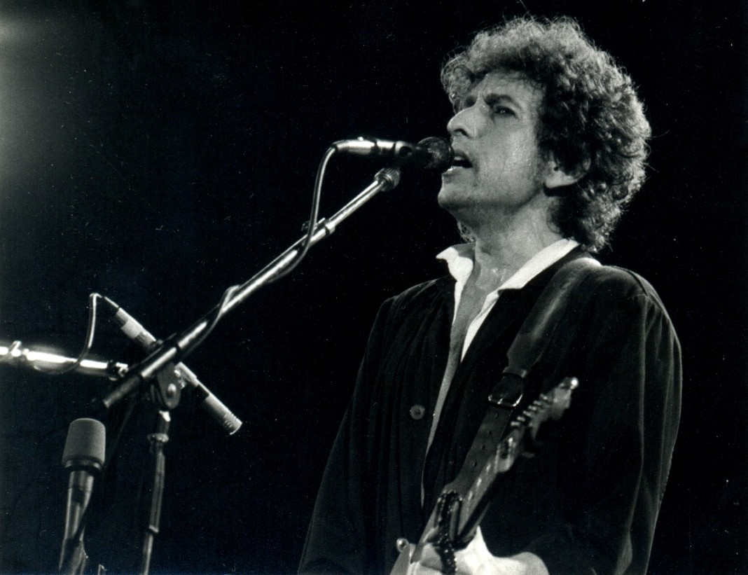 Venden archivo secreto de Bob Dylan.
