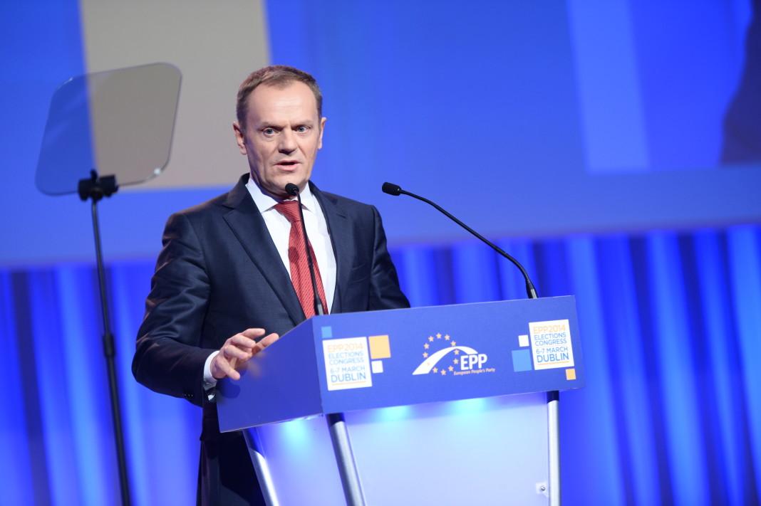 Donald Tusk dice que todos los Estados miembros de la Unión Europea sobre los refugiados.