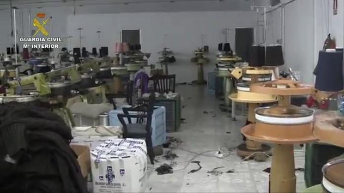 En España más de 10.000 personas en riesgo de explotación laboral.