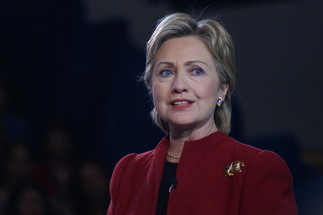 Hillary Clinton, ganó las primarias en cuatro de los cinco estados a los que se presentó este martes.
