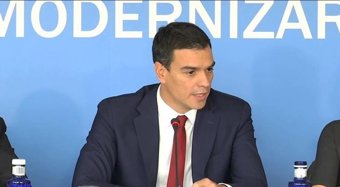 Pedro Sánchez pierde la primera votación de investidura.