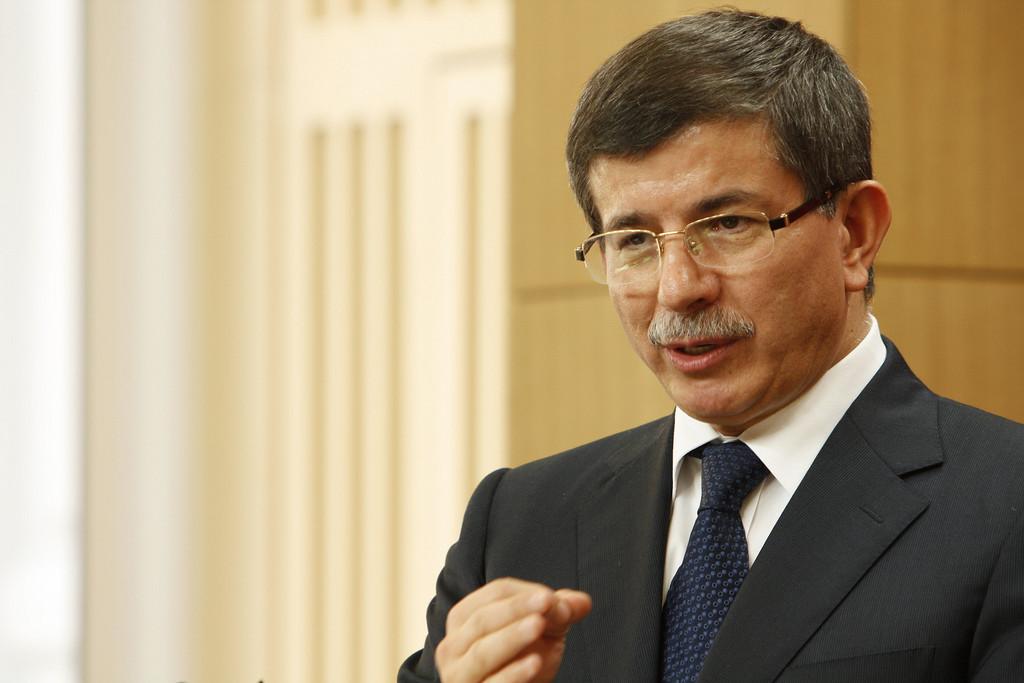 El primer ministro turco, Ahmet Davutoglu, convocó una reunión de emergencia tras el atentado.