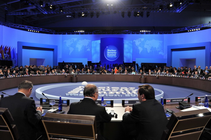 the_first_Nuclear_Security_Summit_