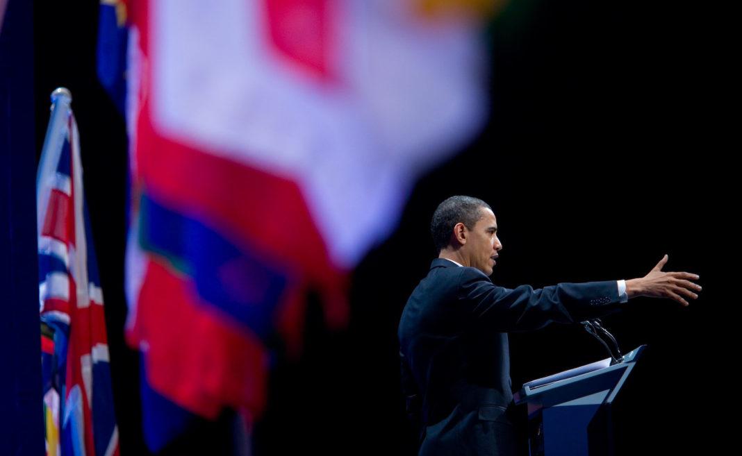 El presidente Barack Obama visita Londres