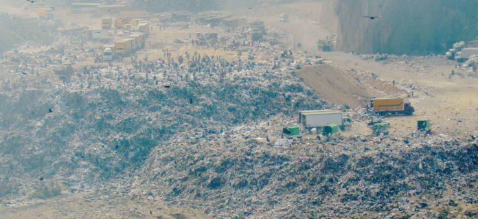 Basurero de la zona 3 de Guatemala. Imagen de archivo. www.baconreader.com
