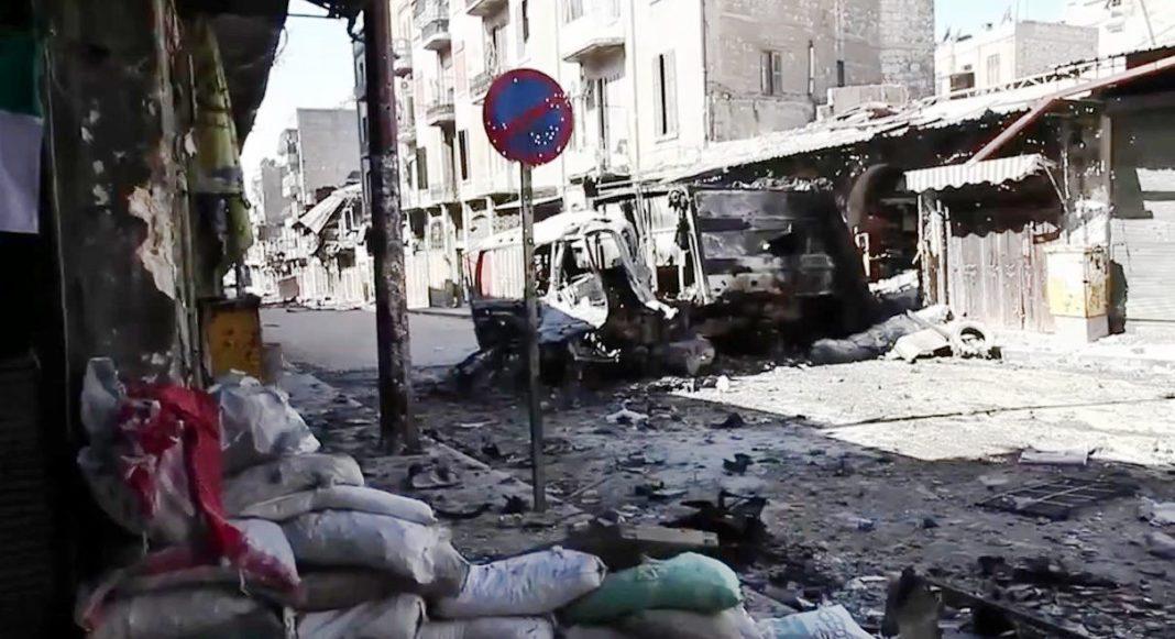 Al menos 20 muertos en un bombardeo a un hospital de Médicos sin Fronteras en Alepo