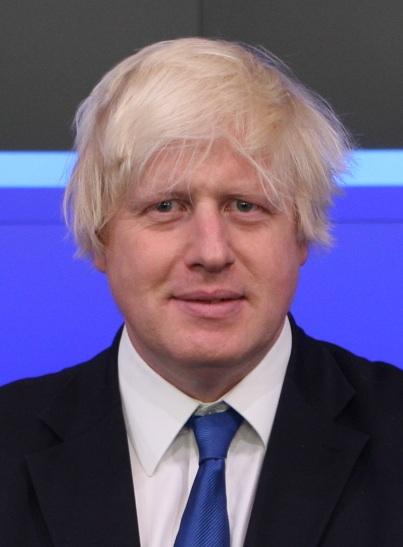 El alcalde de Londres, Boris Johnson, está a favor de salir de la UE.