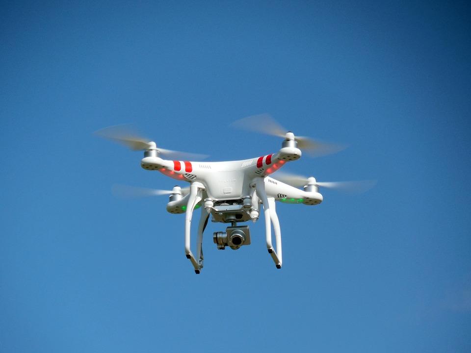 Drone golpea, supuestamente, a un avión de British Airways