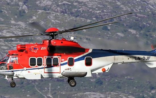 13 víctimas fatales en accidente de helicóptero