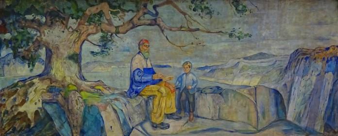 Historien, Edvard Munch