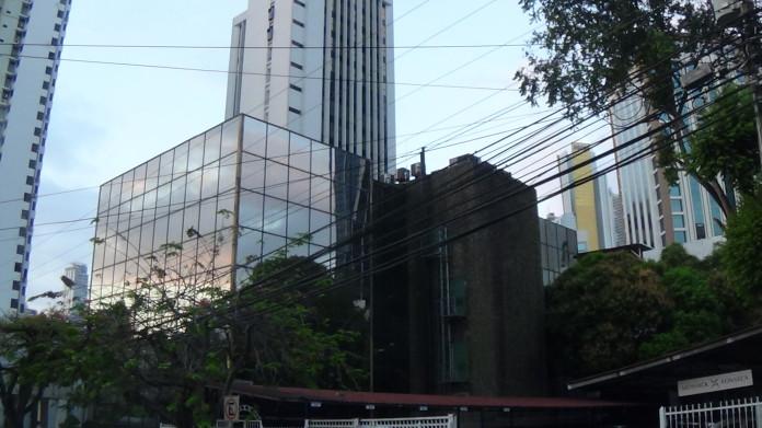 Sede del bufete Mossack Fonseca